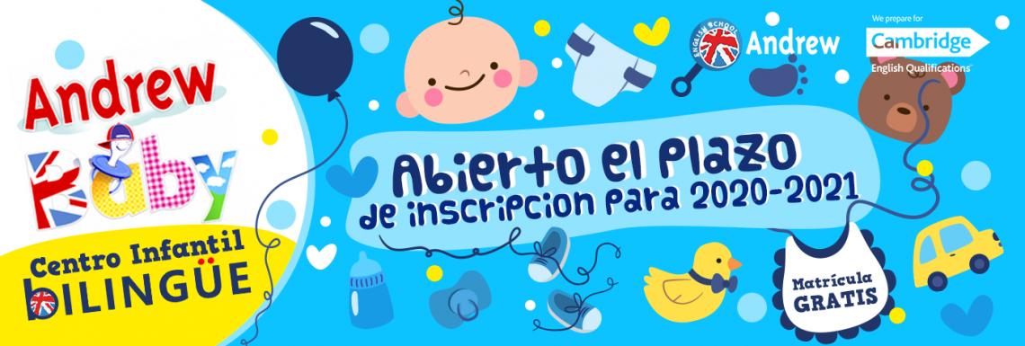 Imagen de MATRÍCULA CENTRO INFANTIL 2020