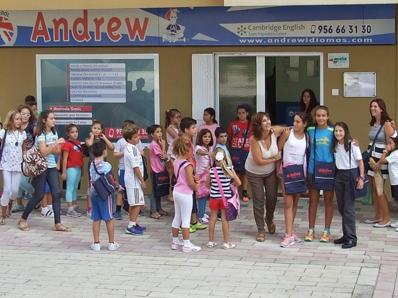 Imagen: Andrew English School | Andrew English School