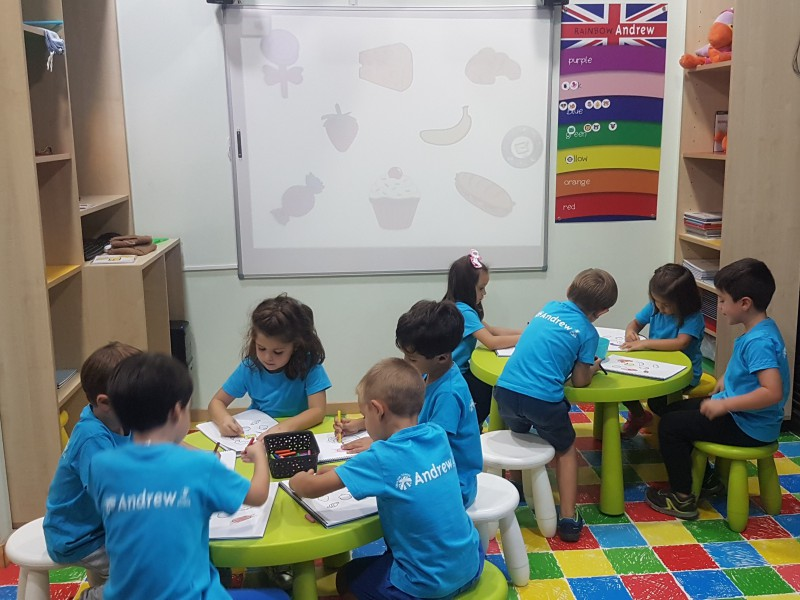 Imagen: Kindergarten | Andrew English School