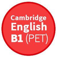 Imagen  Cambridge English: PET - Andrew English School