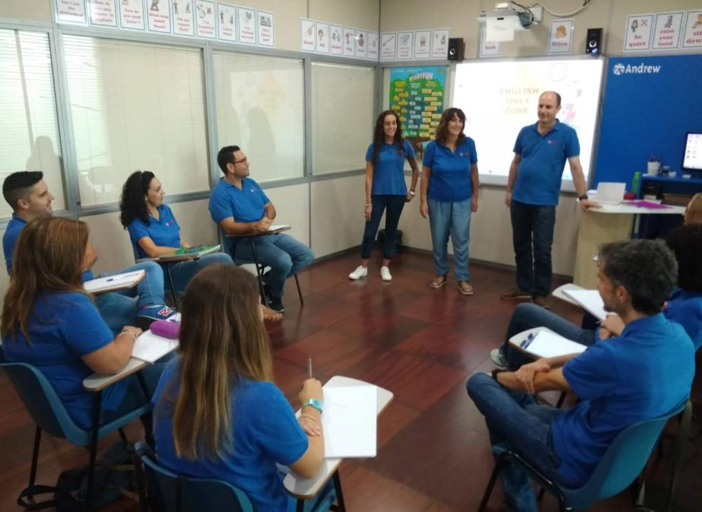 Imagen de ¡COMENZAMOS EL CURSO!! | Andrew English School