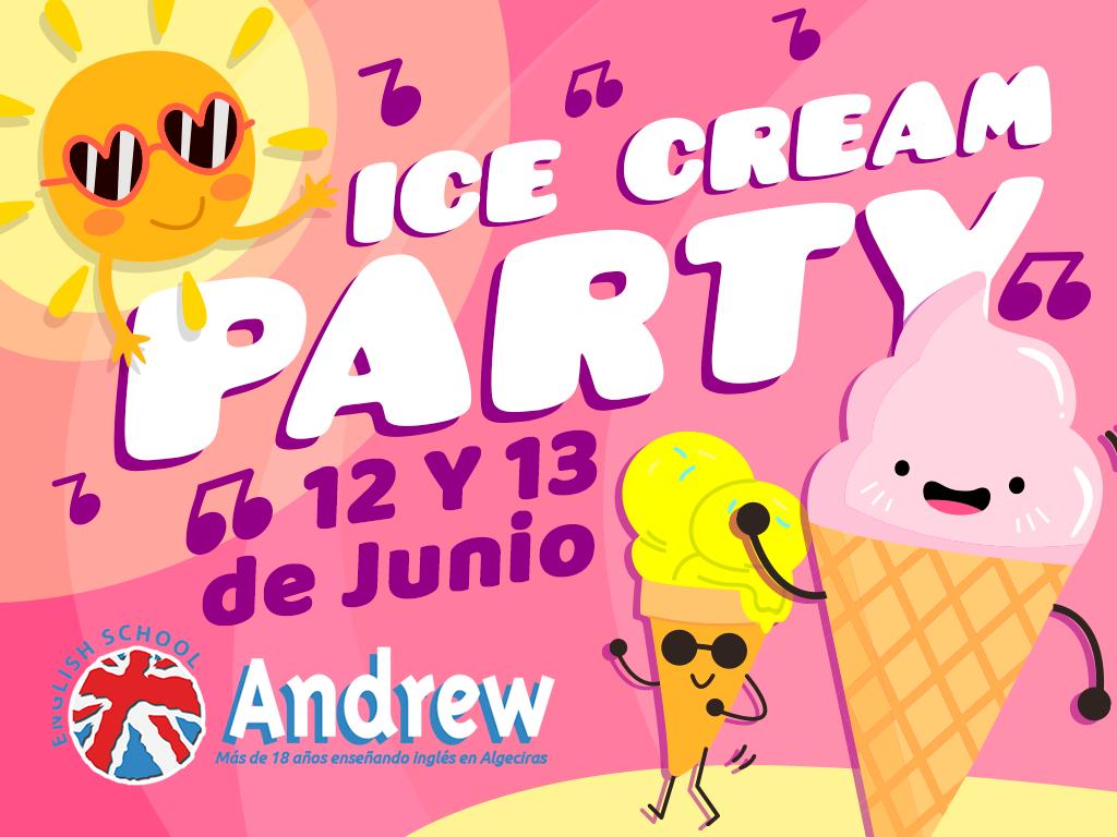 Imagen de ICE CREAM PARTY | Andrew English School