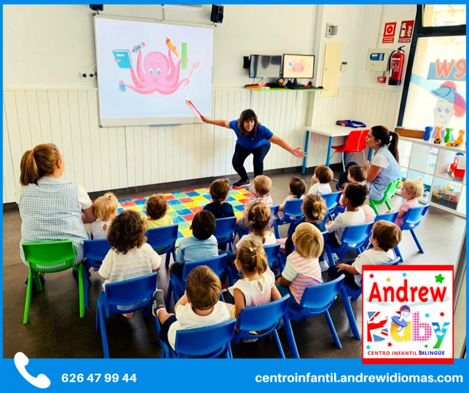 Imagen de Ventajas de aprender inglés durante la infancia | Andrew English School