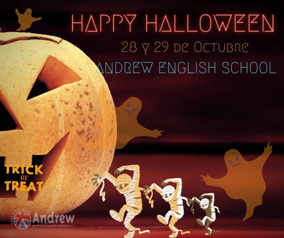 Imagen de El origen de Halloween, ¿lo conocías? | Andrew English School