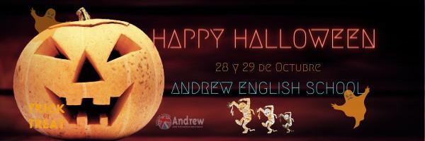 Imagen de HALLOWEEN PARTY 2020 | Andrew English School