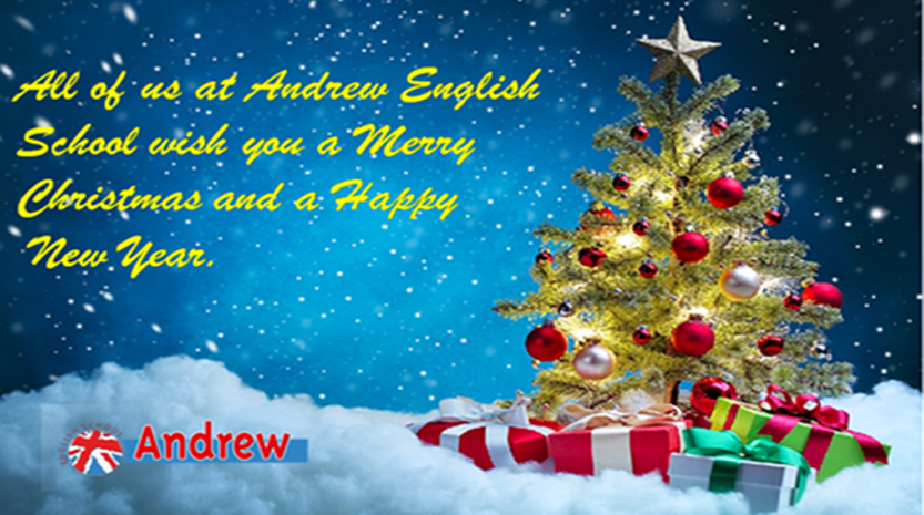 Imagen de Felicitación  Navidad 2020   Andrew English School