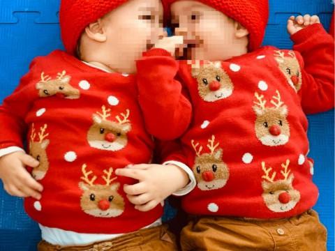 Imagen: FOTOS NAVIDEÑAS EN ANDREW BABY | Andrew English School