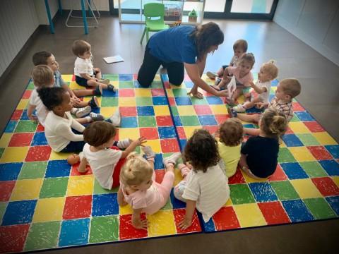 Imagen: EQUIPO INGLÉS CENTRO INFANTIL ANDREW BABY | Andrew English School