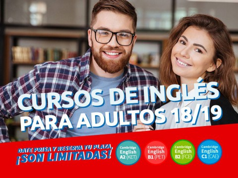 Imagen  CURSOS PARA ADULTOS 2018/2019 - Andrew English School