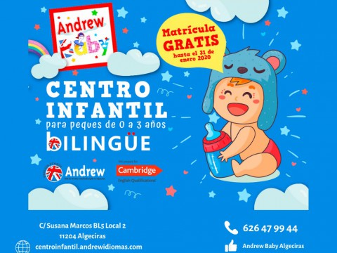 Imagen  PRESENTACIÓN CENTRO INFANTIL ANDREW BABY - Andrew English School