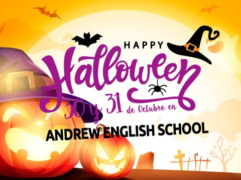 Imagen  HALLOWEEN 2018 - Andrew English School