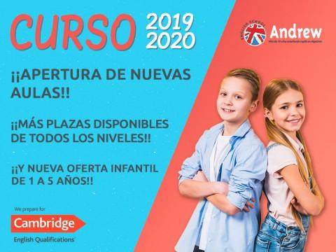 Imagen  AMPLIACIÓN CON NUEVAS AULAS Y OFERTA INFANTIL - Andrew English School