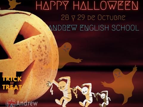 Imagen  El origen de Halloween, ¿lo conocías? - Andrew English School