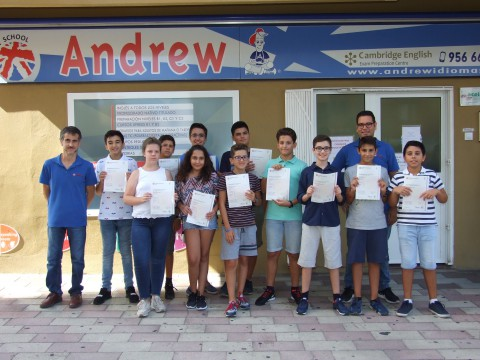 Imagen: ENTREGA DE DIPLOMAS Y CERTIFICADOS CAMBRIDGE | Andrew English School