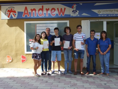 Imagen  ENTREGA DE DIPLOMAS Y CERTIFICADOS CAMBRIDGE - Andrew English School