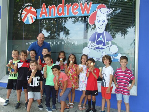 Imagen: FIN DE CURSO. ICE CREAM PARTY | Andrew English School