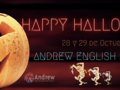 Imagen  HALLOWEEN PARTY 2020 - Andrew English School