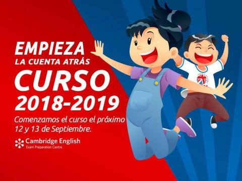 Imagen  Comienzo curso 2018 - 2019 - Andrew English School