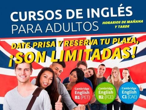 Imagen  INGLÉS PARA ADULTOS - Andrew English School